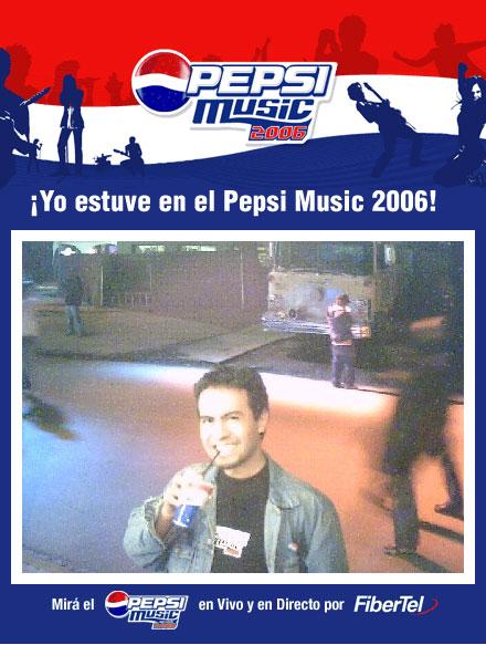 yoestuvepepsimusic2006