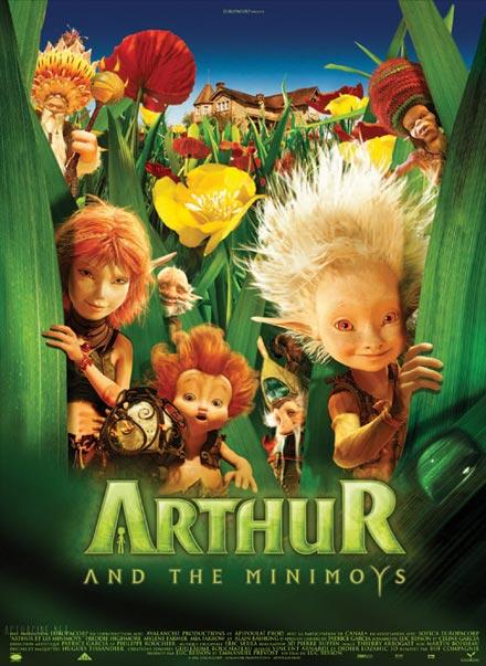 Arthur-minimoys