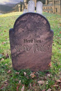 Here Lies Harry Potter