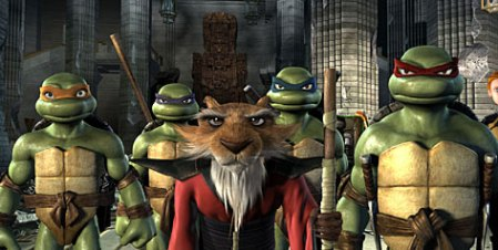 Turtles-voices