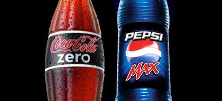 CocaColaZero-Pepsi-Max