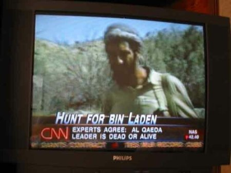 Osama-dead or alive