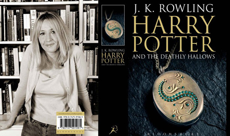 HP7 hallows -Bloomsbury adultos