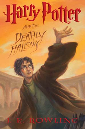 Harry Potter and the Deathly Hallows, las 3 versiones de las portadas