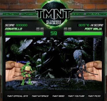 TurtlePower-Game