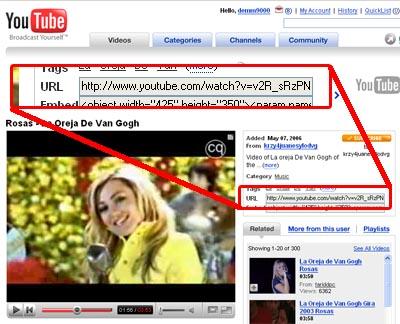 youtube-URL