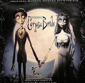 corpse bride - OST