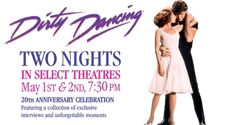 Dirty Dancing - 20º aniversary