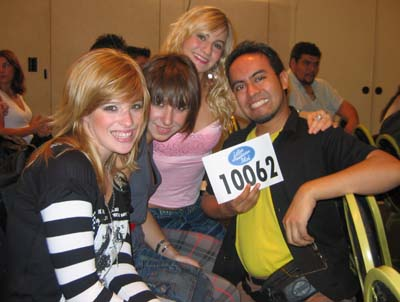 Latin American Idol argentina 2clicks chicas