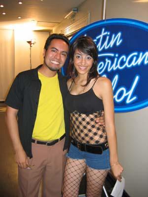 Latin American Idol argentina 2clicks vanina