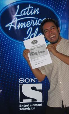 Latin American Idol argentina 2clicks Hadyi