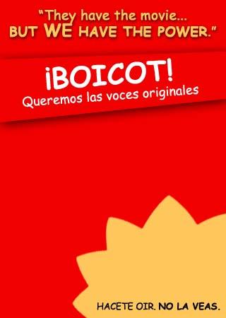 BOICOT Simpson