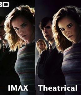 emma watson IMAX