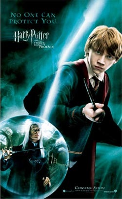 Harry potter order phoenix