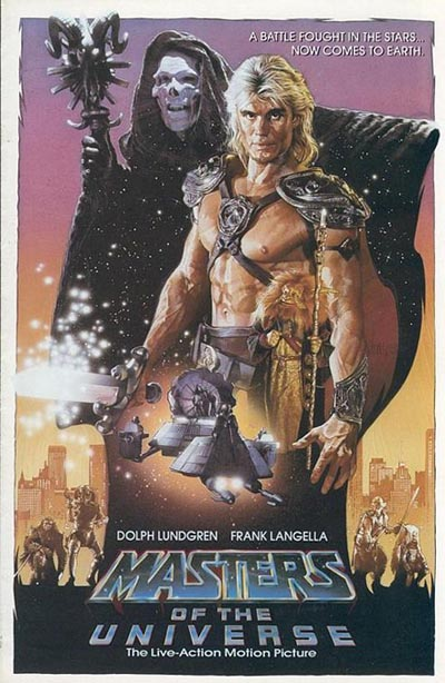 Masters of the universe - by Drew Struzan