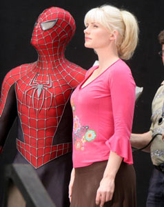 bryce dallas howard as Gwen Stacy
