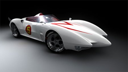 Speed Racer - Mach 5