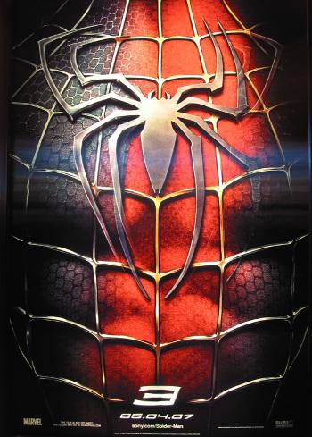 spider-man 3-poster