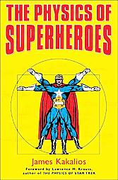 Physics of Superheroes book