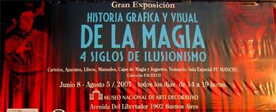 Historia Gráfica y Visual de laMagia