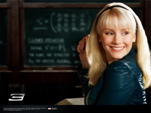 Gwen Stacy wall2